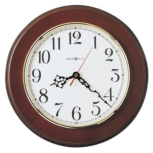 """Howard Miller® Home or Office 11.5"""" Wall Clock"""