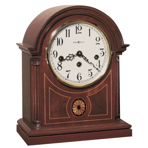 Howard Miller® Barrister Mantel Clock