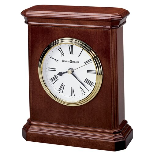 Howard Miller® Windsor Carriage Table Clock