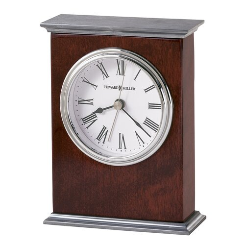 Howard Miller® Kentwood Alarm Clock