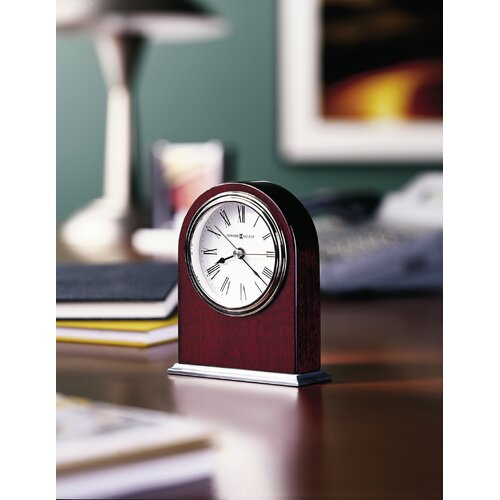 Howard Miller® Walker Alarm Clock