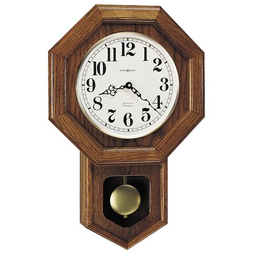 Howard Miller® Chiming Quartz Katherine Wall Clock