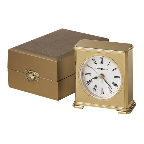 Howard Miller® Camden Alarm Clock