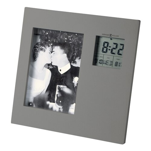 Portrait This Table Clock