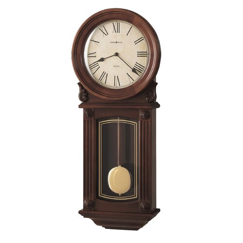 Chiming Quartz Isabel Wall Clock