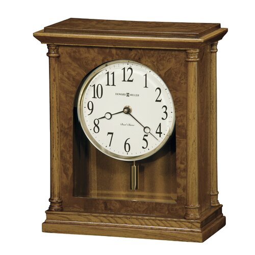 Carly Chiming Quartz Mantel Clock