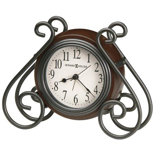 Howard Miller® Diane Alarm Clock