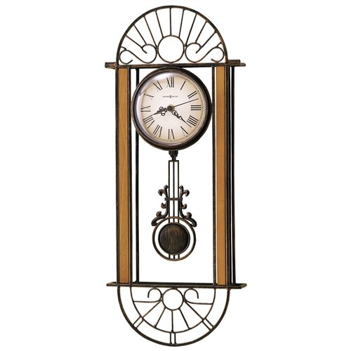 Decorative Quartz Devahn Wall Clock