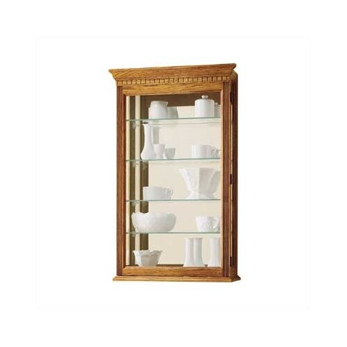 Montreal Wall Curio Cabinet