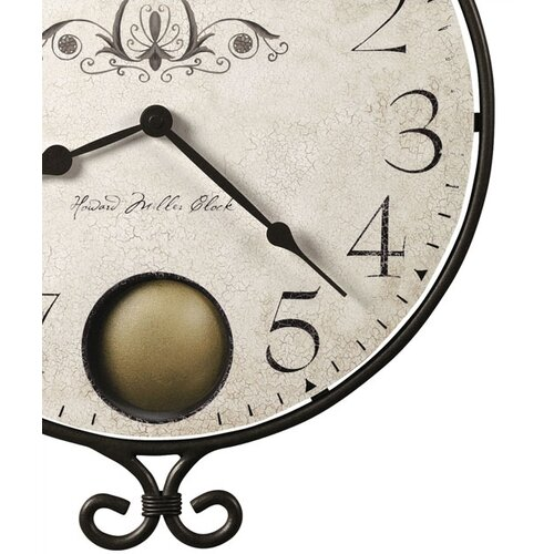 "Howard Miller® Decorative Quartz Randall 14"" Wall Clock"