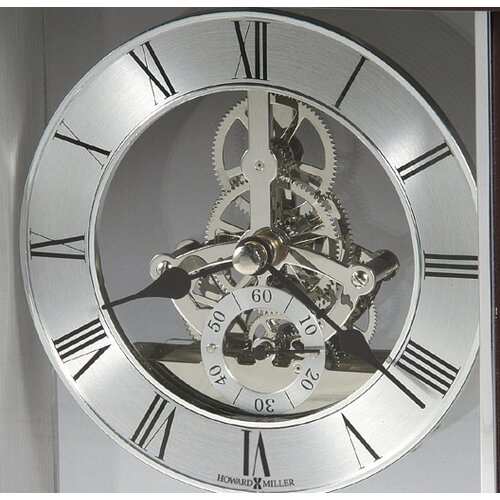 Howard Miller® Templeton Contemporary Carriage Clock
