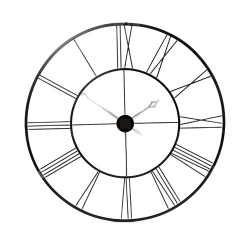 "Howard Miller® Stockton Oversized 49"" Wall Clock"