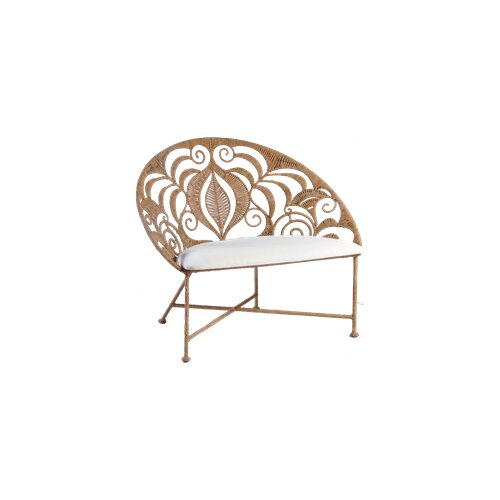Rope Lace Tiara Side Chair