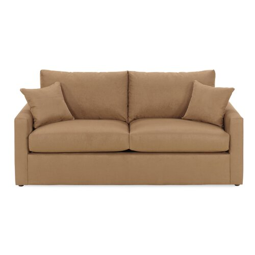 Obsessions Sleeper Sofa with Memory Foam Mattress