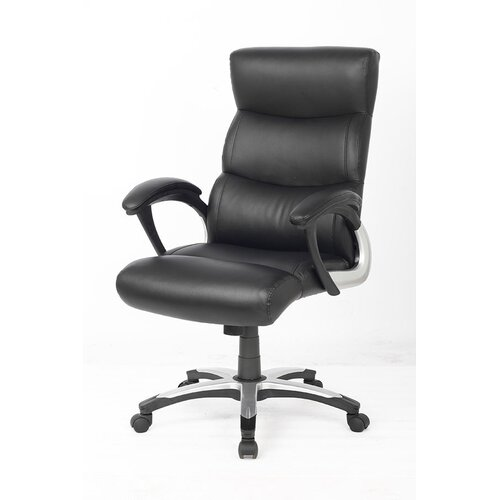 Heritage High-Back Executive Office Chair with Arms