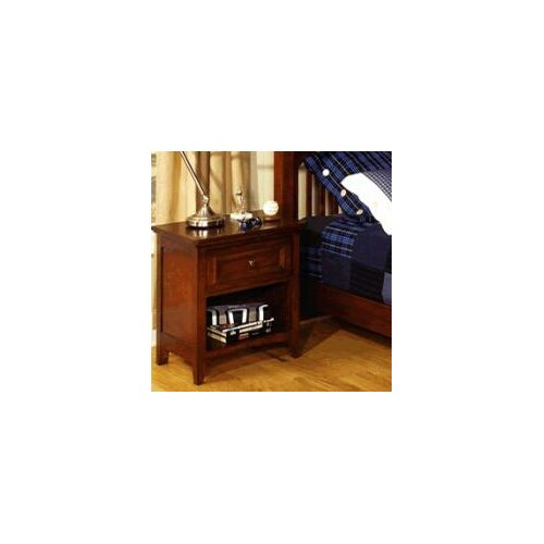 LC Kids American Spirit 1 Drawer Nightstand