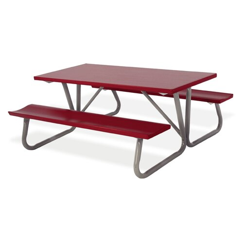 Southern Piknik® Deluxe Picnic Table