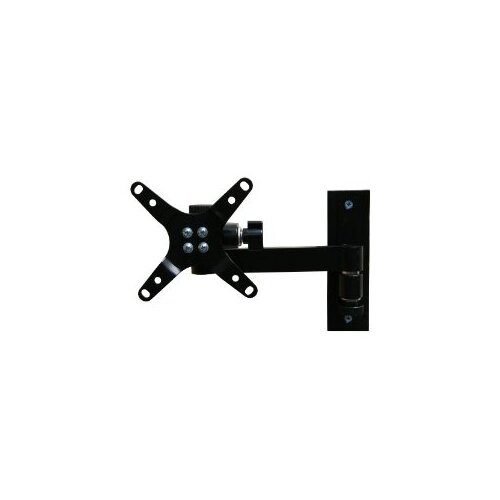 Single Articulating Arm/Tilt/Swivel Wall Mount for 13