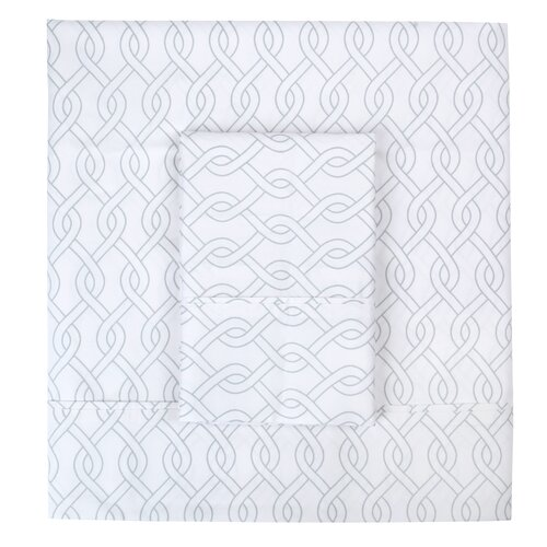 Blissliving Home Link Glacier Cotton Sheet Set