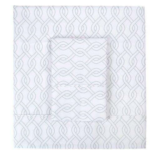 Blissliving Home Link Glacier Cotton Sheet Set