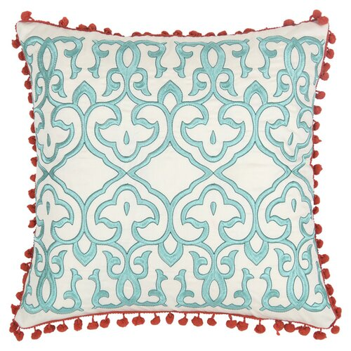 Abu Dhabi Leena Silk / Linen Pillow