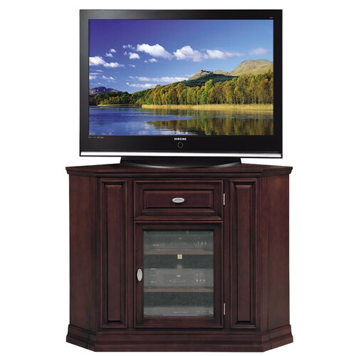"Riley Holliday Boulder 47"" Highboy Corner TV Stand"