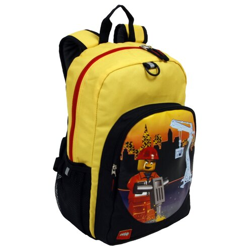 Construction City Nights Classic Backpack