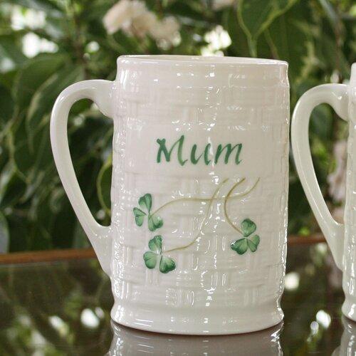 Belleek Mum Personalized Mug