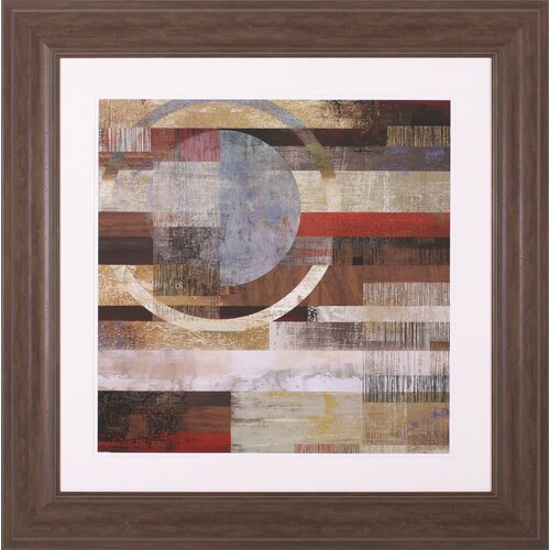 Industrial II by Tom Reeves Framed Graphic Art