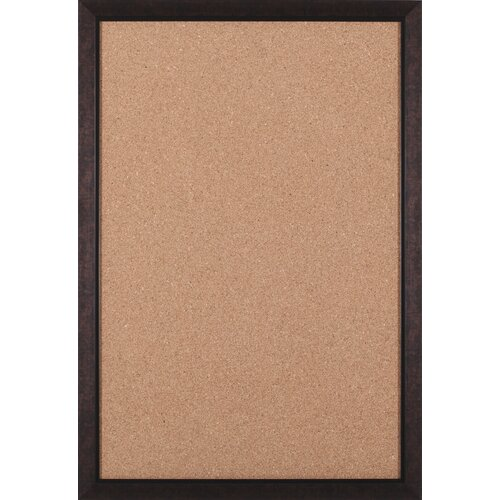 "Art Effects Modern 3' 3"" x 2' 3"" Bulletin Board"