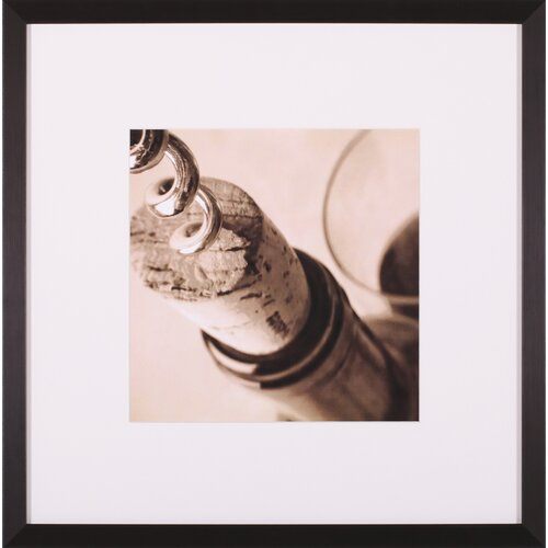 Art Effects Bouchon 2 by Jean-Francois Dupuis Framed Photographic Print