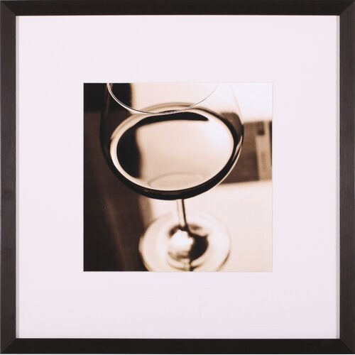 Art Effects Vino Tinto II by Jean-Francois Dupuis Framed Photographic Print