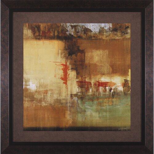 Art Effects Echo I by Sarah Stockstill Framed Painting Print