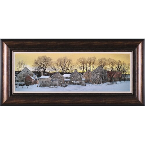 Art Effects Hamlet by Peter Sculthorpe Framed Painting Print