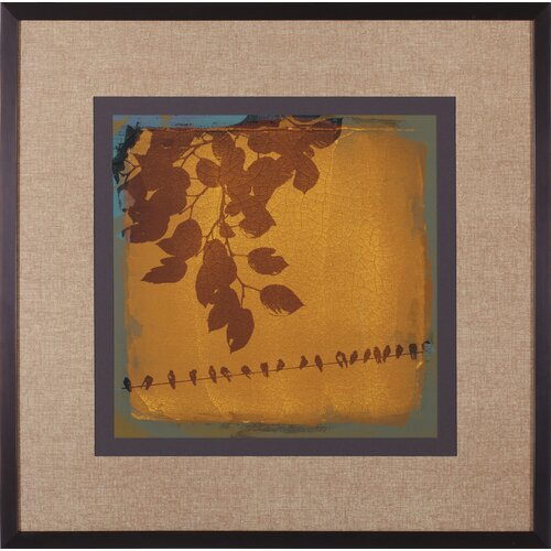 Art Effects Waxing Crescent II by Ken Hurd Framed Painting Print