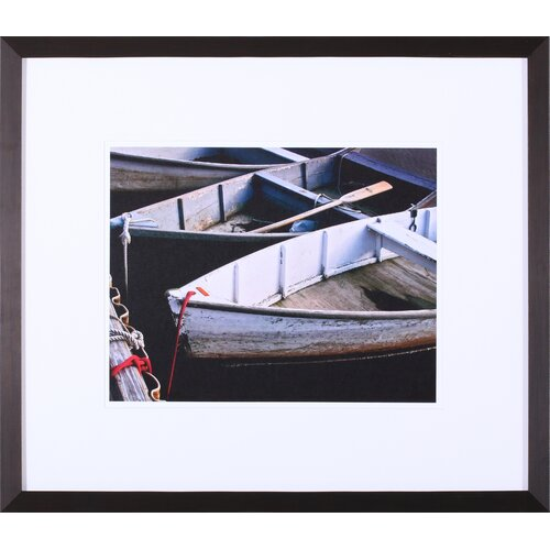 'Wooden Rowboats V' by Rachel Perry Framed Photographic Print