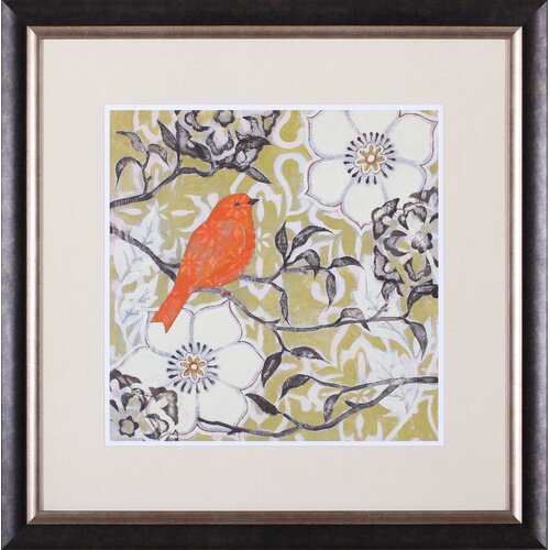 Art Effects Greenwood I by Kate Birch Framed Graphic Art