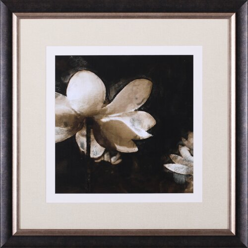 Art Effects Lily II by Noah Bay Framed Painting Print