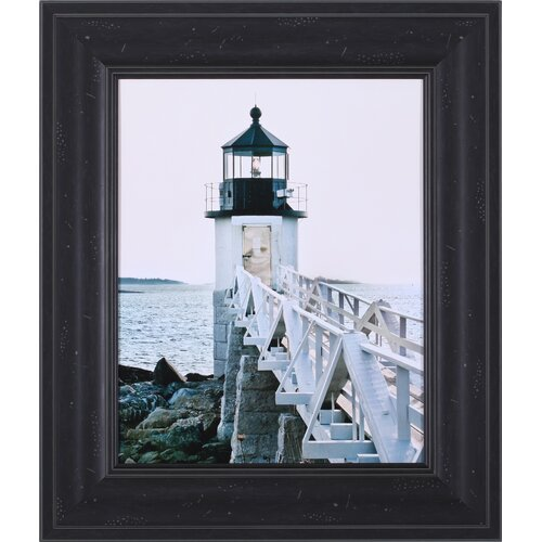 Lighthouse Views I by Rachel Perry Framed Photographic Print