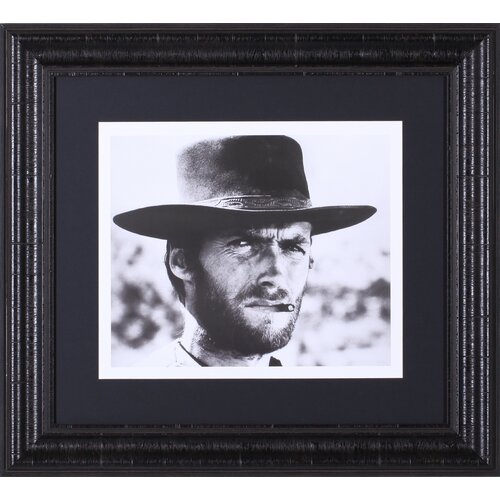 Art Effects The Man with No Name by The Chelsea Collection Framed Photographic Print