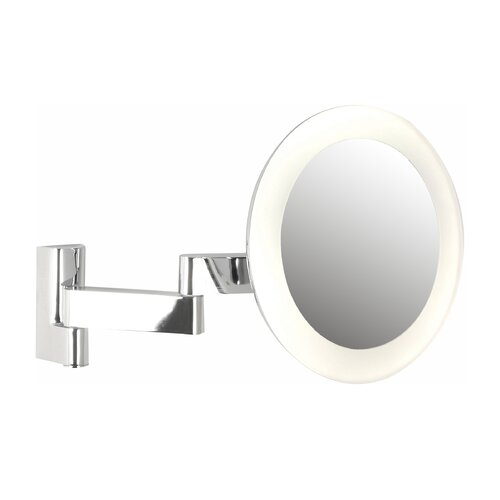 Astro Lighting Bathroom Swing Arm Magnifying Mirror