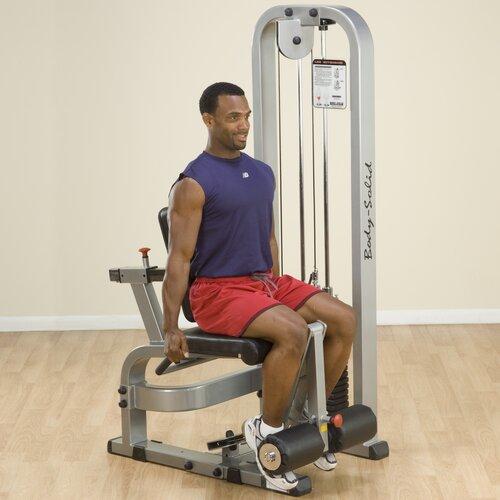 Body Solid Pro Club Line Leg Extension Lower Body Gym
