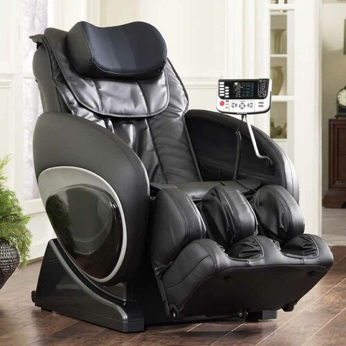 Cozzia 6027 Robotic Zero Gravity Heated Reclining Massage Chair