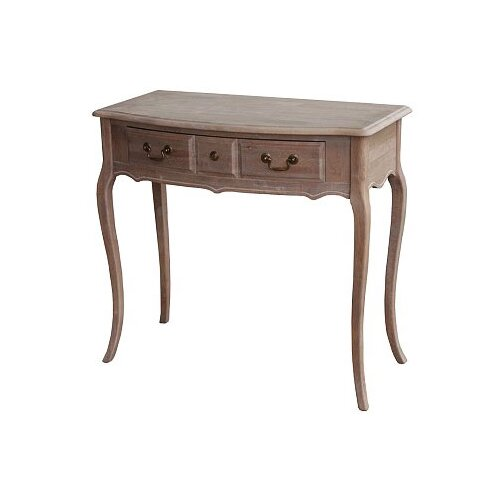 Emporium Oggetti Louis XV Dresser / Desk in Wash White