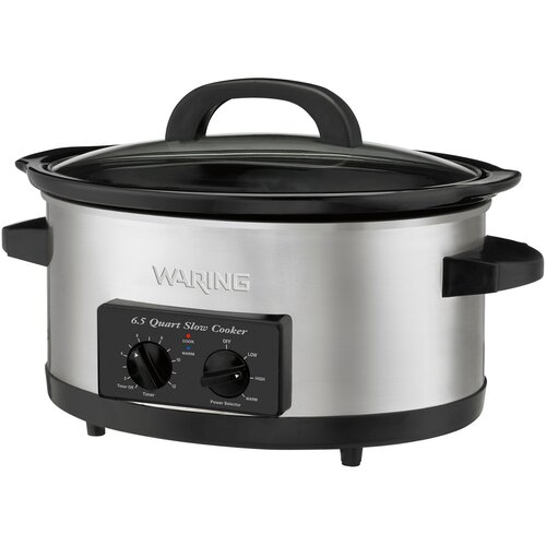 Waring 6.5-Quart Professional Slow Cooker