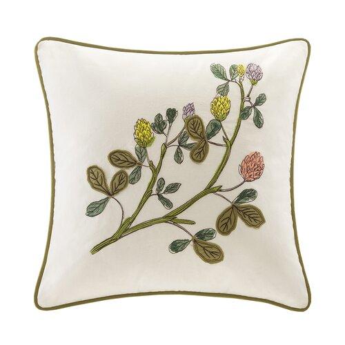 Eternity Square Cotton Pillow