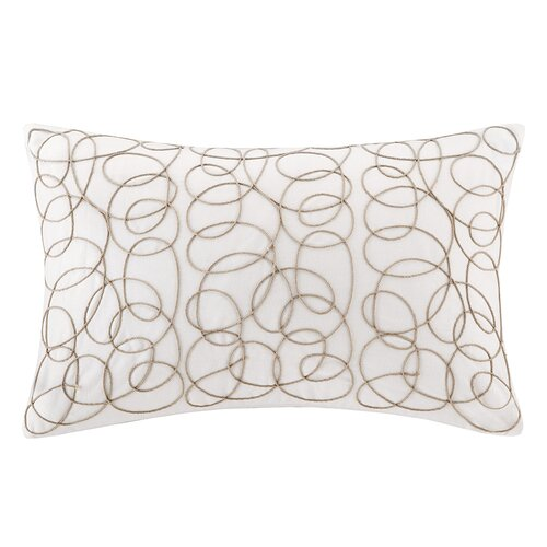 Sea Escape Oblong Cotton Pillow