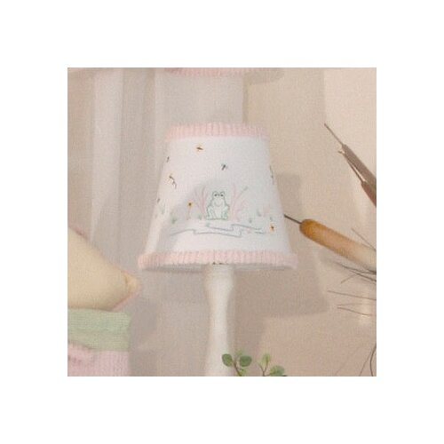 Brandee Danielle Froggy Pink Lampshade