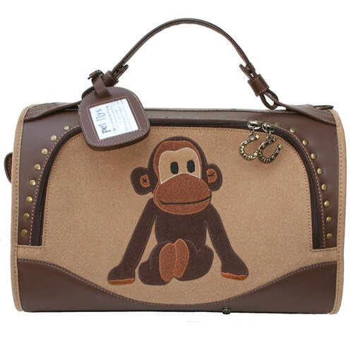Pet Flys Uncle Monkey Pet Carrier