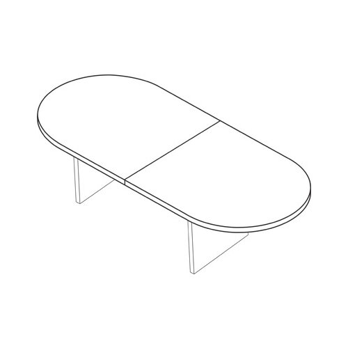 OSP Furniture Napa Conference Table